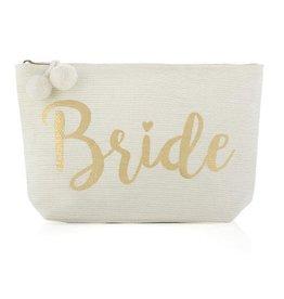 Shiraleah Bride Zip Pouch