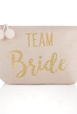 Shiraleah Team Bride Zip Pouch