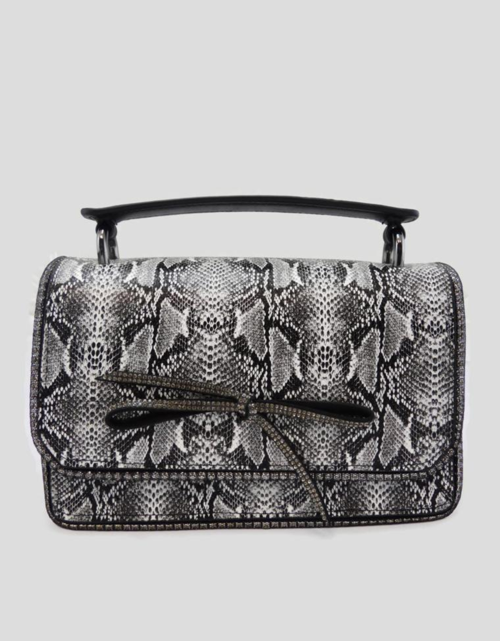 A Touch of Style Snake Bling Crossbody