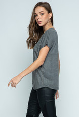 6173 Charcoal Top w/Stones