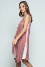 6170 Sparkle Rose Vest