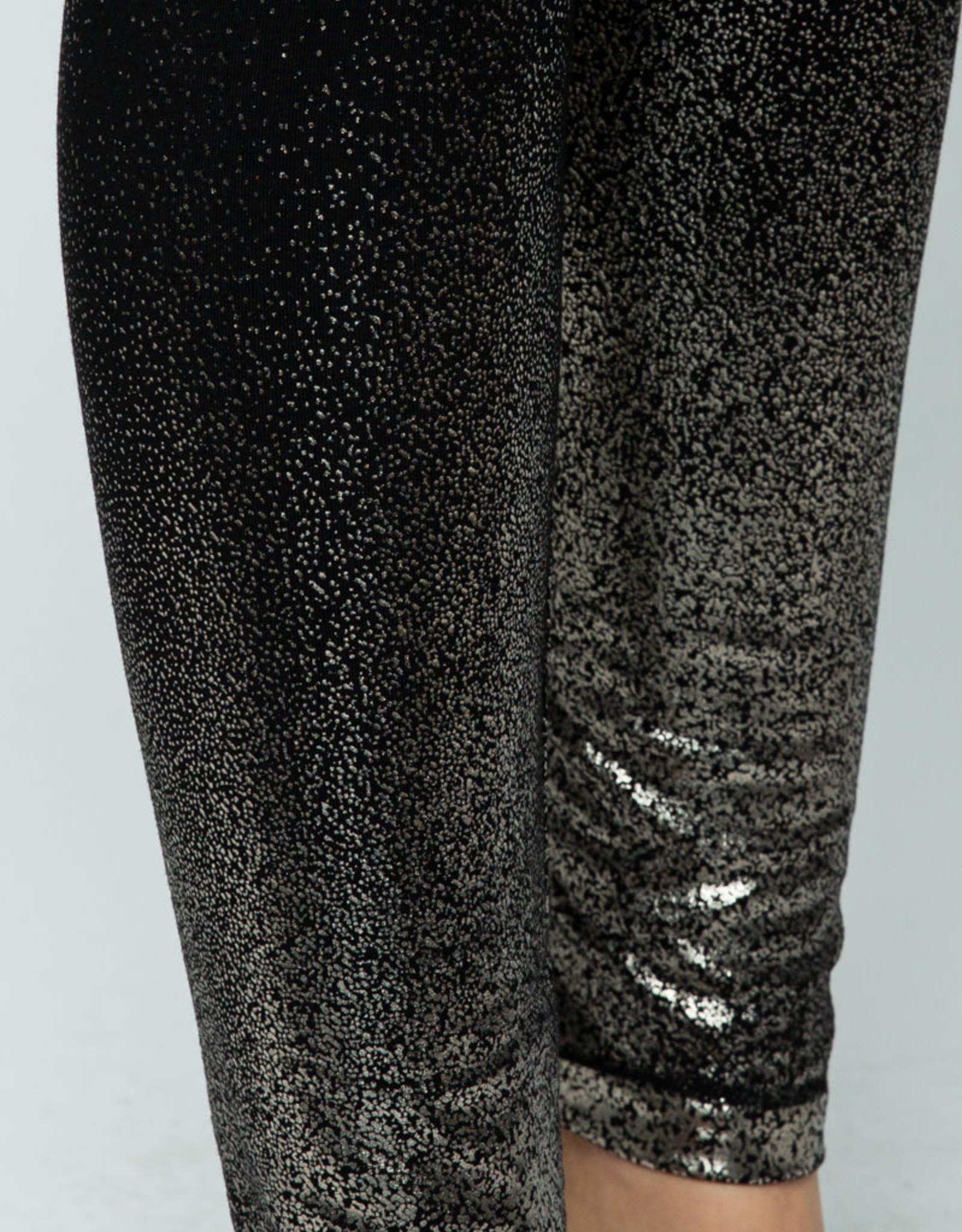 6099 Foiled Leggings