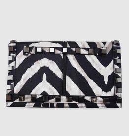 6176 Zebra Stud Crossbody