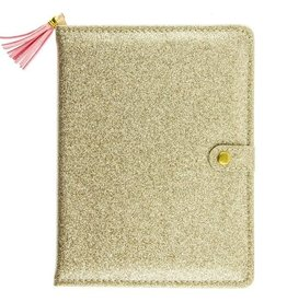 Glitter Snap Cover Journal