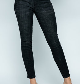 Vocal Single Crystal Trim Denim 6072