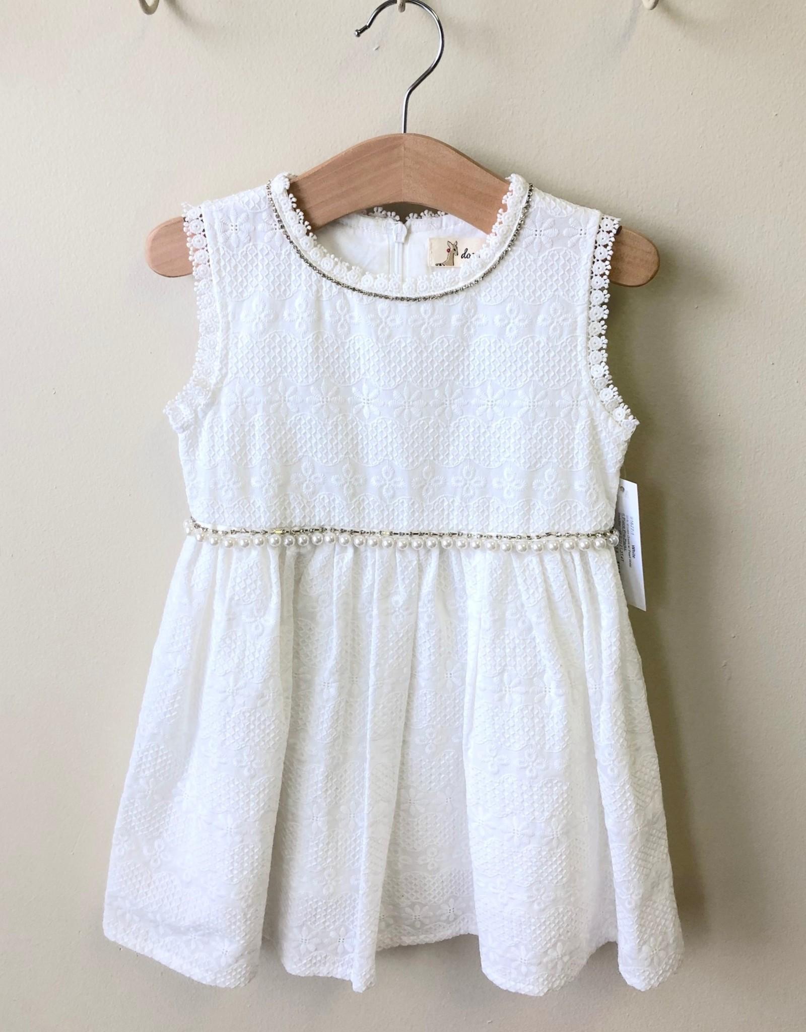 Pearl Woven Dress