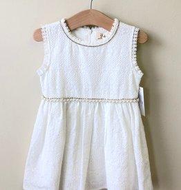 Doe a Dear Pearl Woven Dress