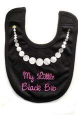 Sara Kety Bib My Little Black Bib