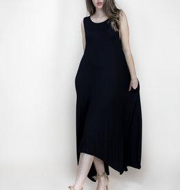Harem Dress Black