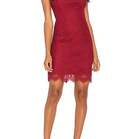 BB Dakota Lace Sheath