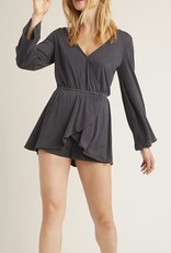BB Dakota 5411 Rib Knit Romper