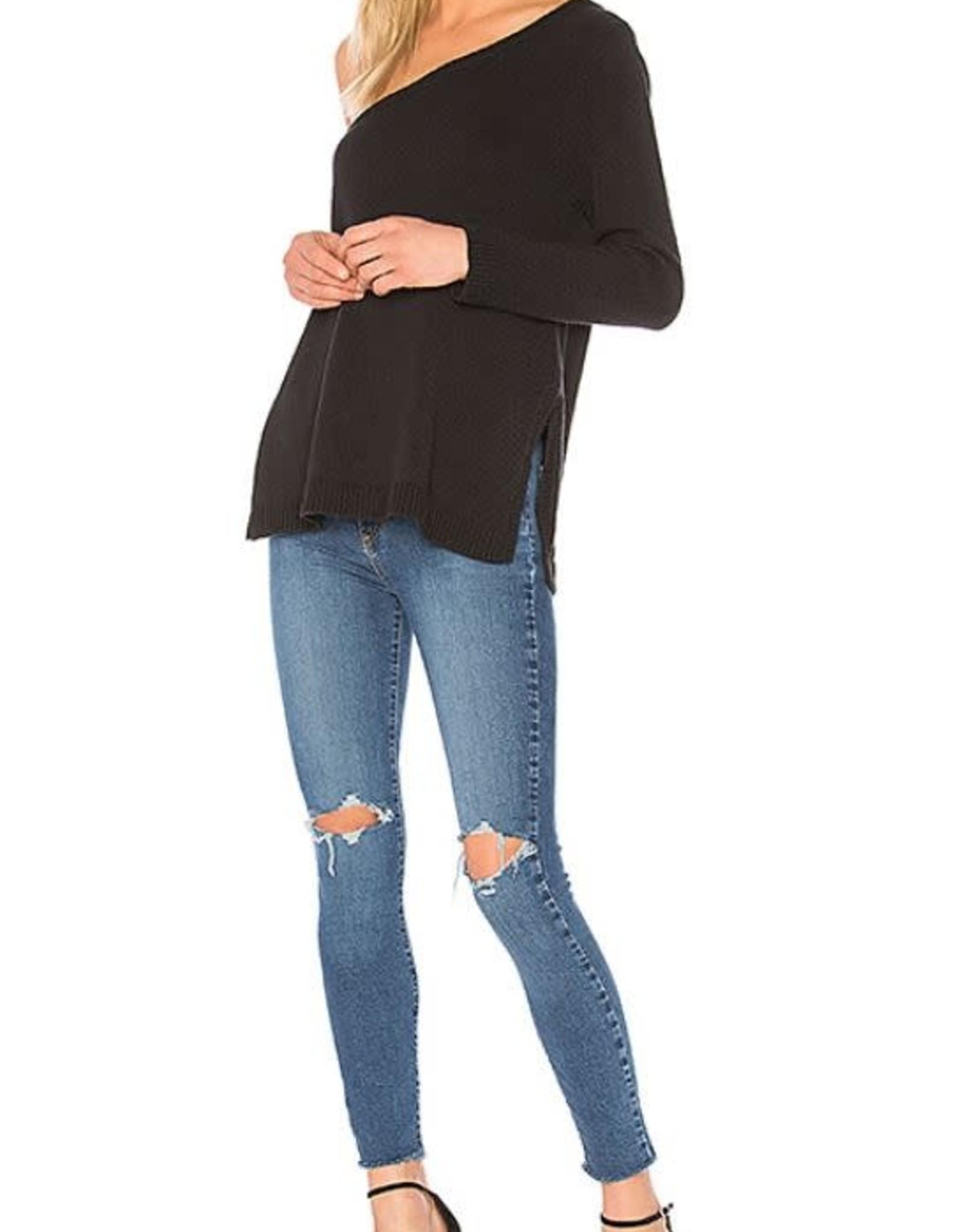 Jack One-Sleeve Sweater