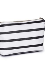 Brouk Striped Mini Pouch