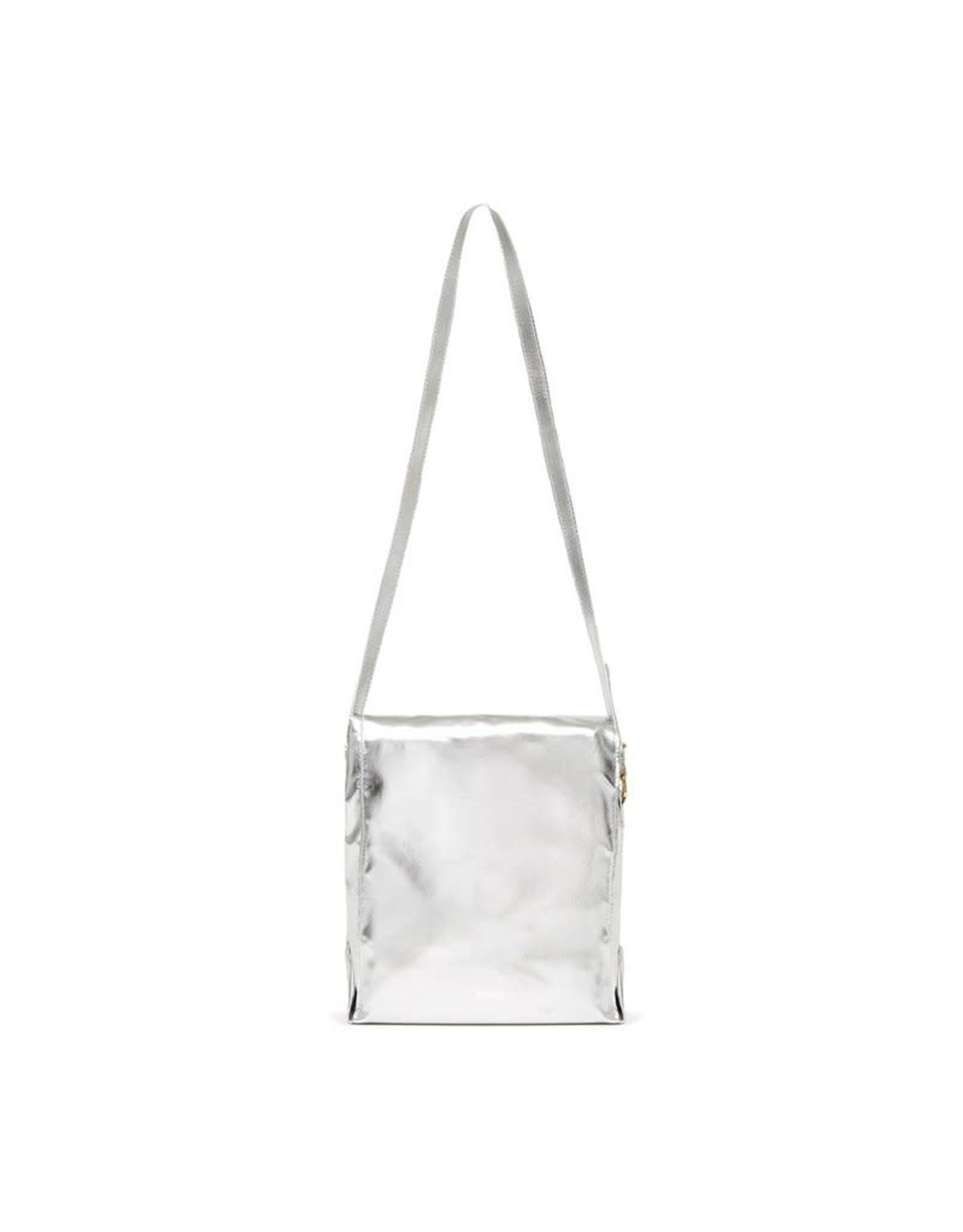 ban.do Crossbody Lunch Bag Silver