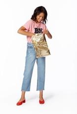 ban.do Crossbody Lunch Bag Gold