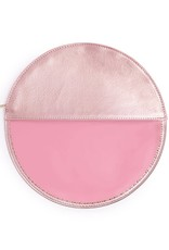 ban.do Pink Circle Clutch