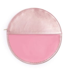 ban.do Pink Circle Clutch