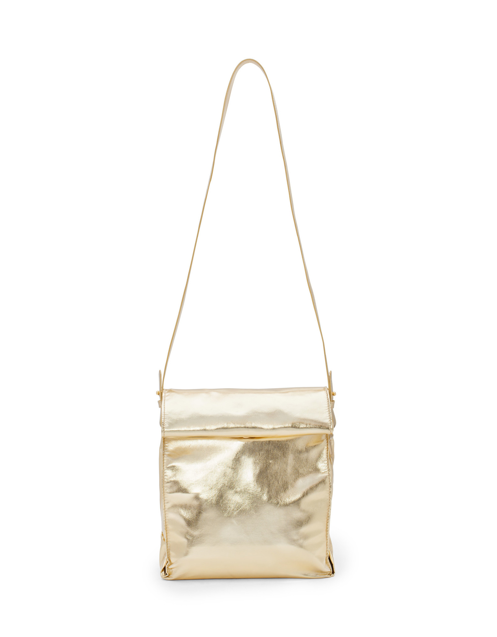 ban.do Crossbody Lunch Bag Gold