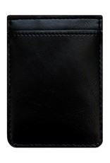 iDecoz Phone Pocket Faux Leather BLK