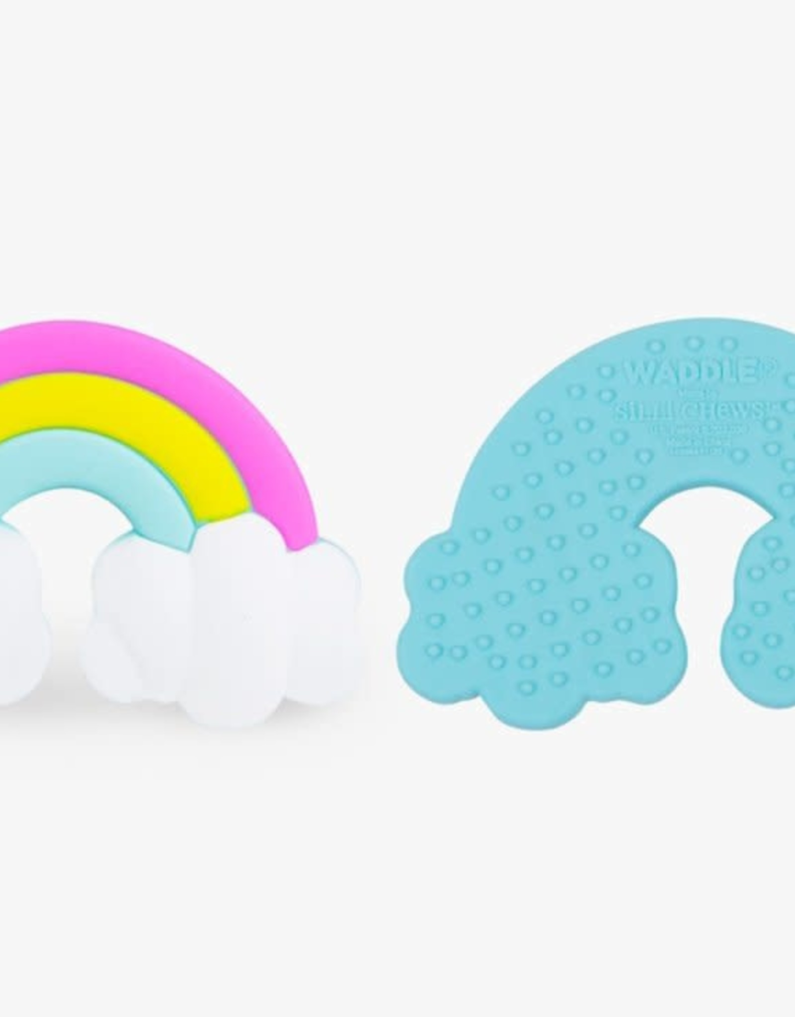Waddle Unicorn Teether Gift Set