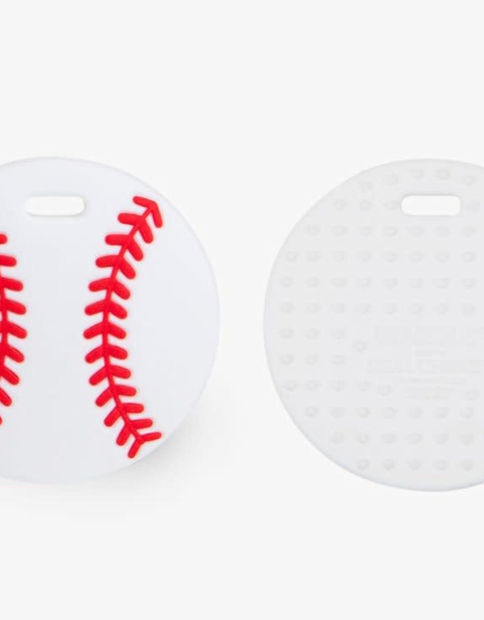 Waddle Baseball Teether Gift Set