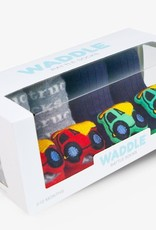 Waddle Truck Rattle Socks
