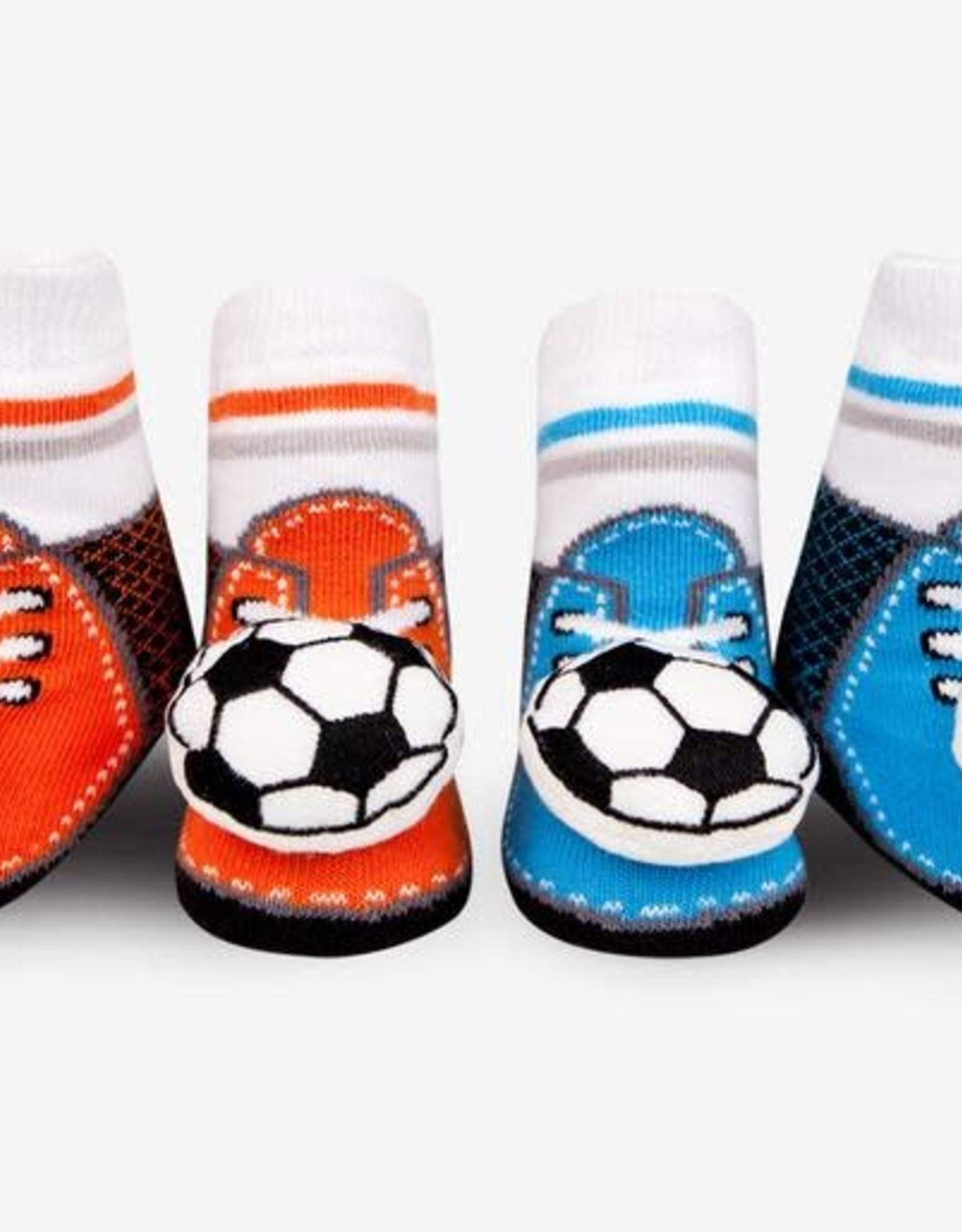 Waddle Soccer Rattle Socks
