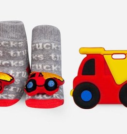 Waddle Truck Teether Gift Set