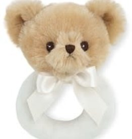Bearington Lil' Teddy Ring Rattle
