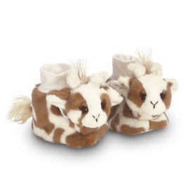 Bearington Patches Booties
