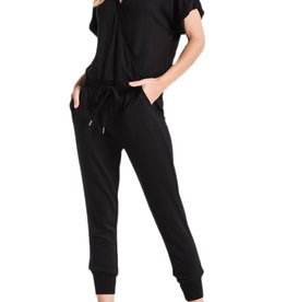 Z Supply Wrap Front Jumpsuit