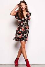Jack Floral Ruffle Dress