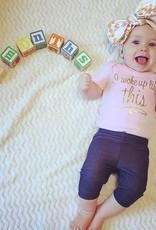 Onesie Flawless 6-12 Months Pink