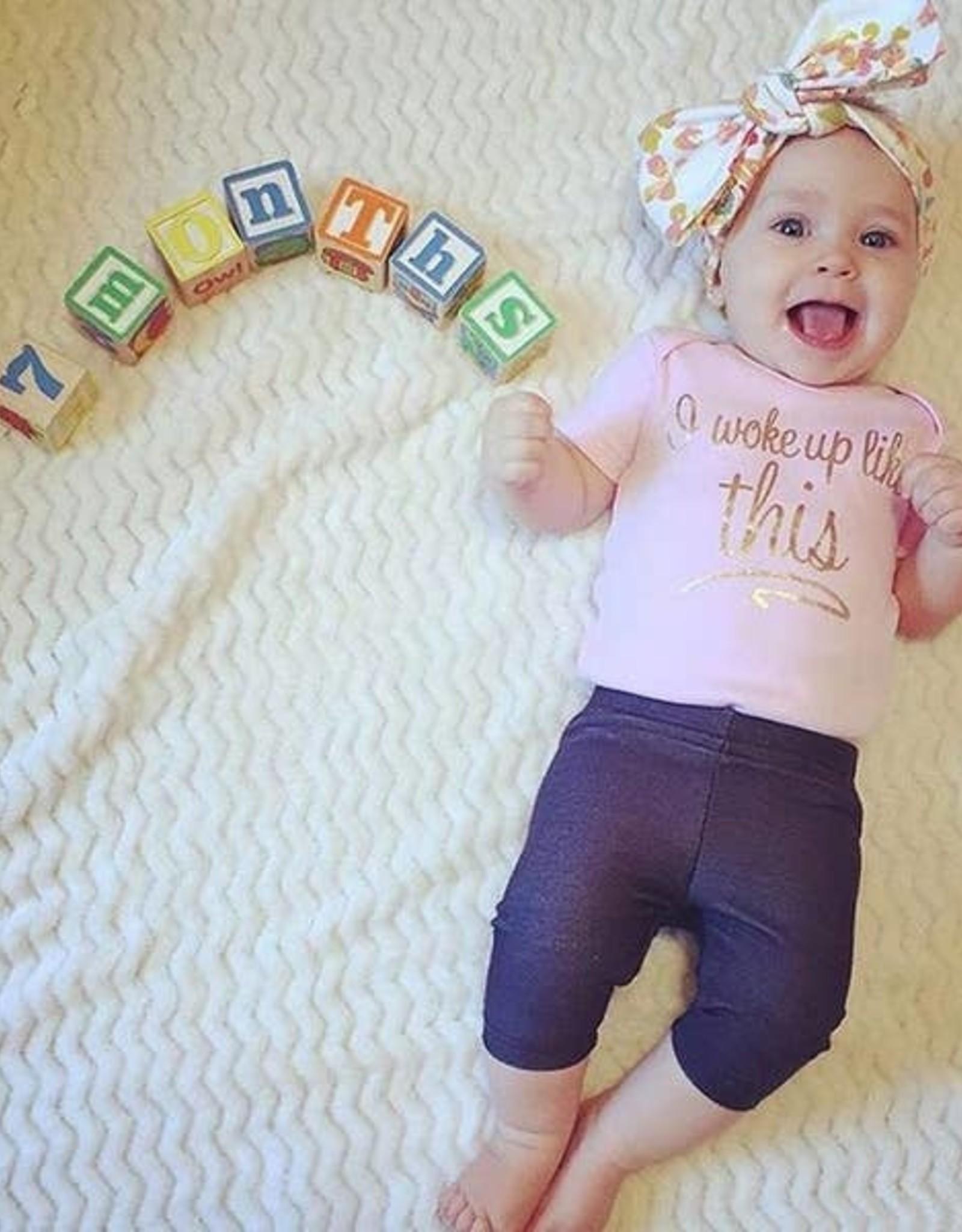 Sara Kety Onesie Flawless 12-18 Months