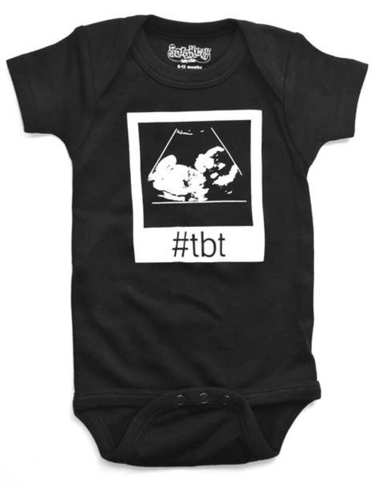 Sara Kety Onesie #TBT Boy 12-18 Months