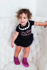Sara Kety Toddler Dress LBD 4T