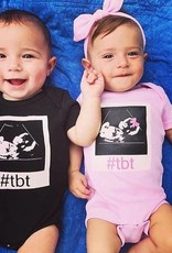 Sara Kety Onesie #TBT Boy 6-12 Months