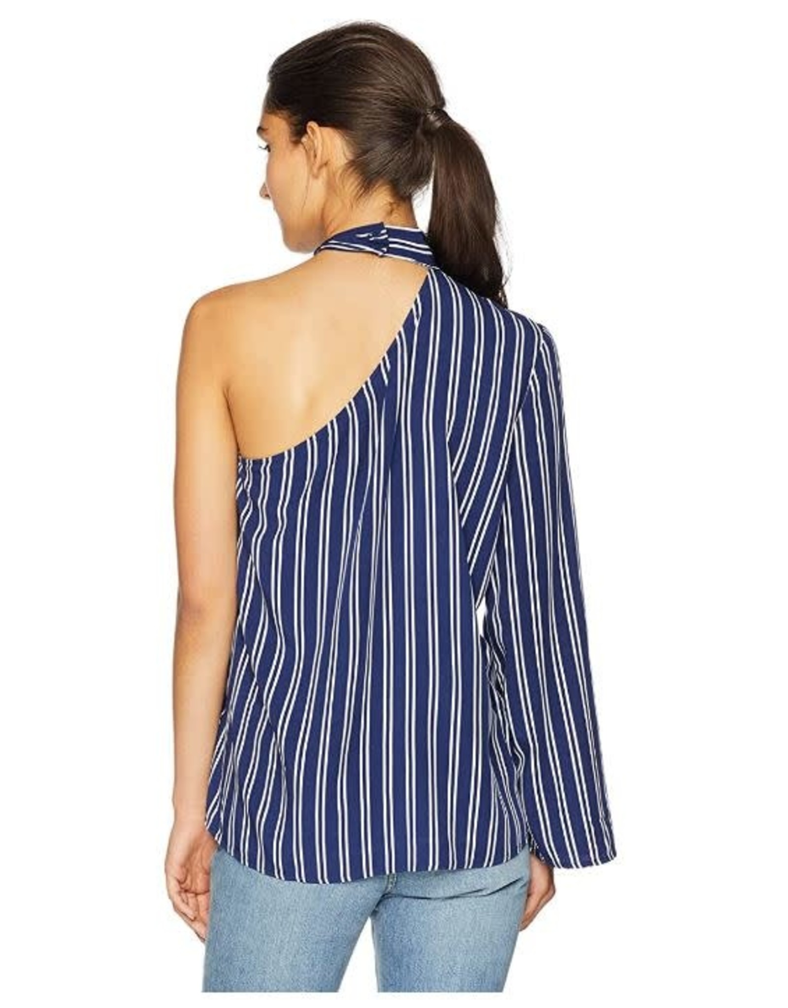 Jack Choker Stripe One Sleeve