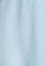 BB Dakota Chambray Ruffle Dress