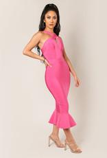Wow Mermaid Bandage Pink