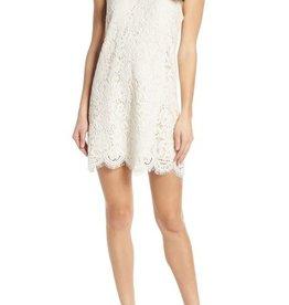 BB Dakota Ivory Lace Dress