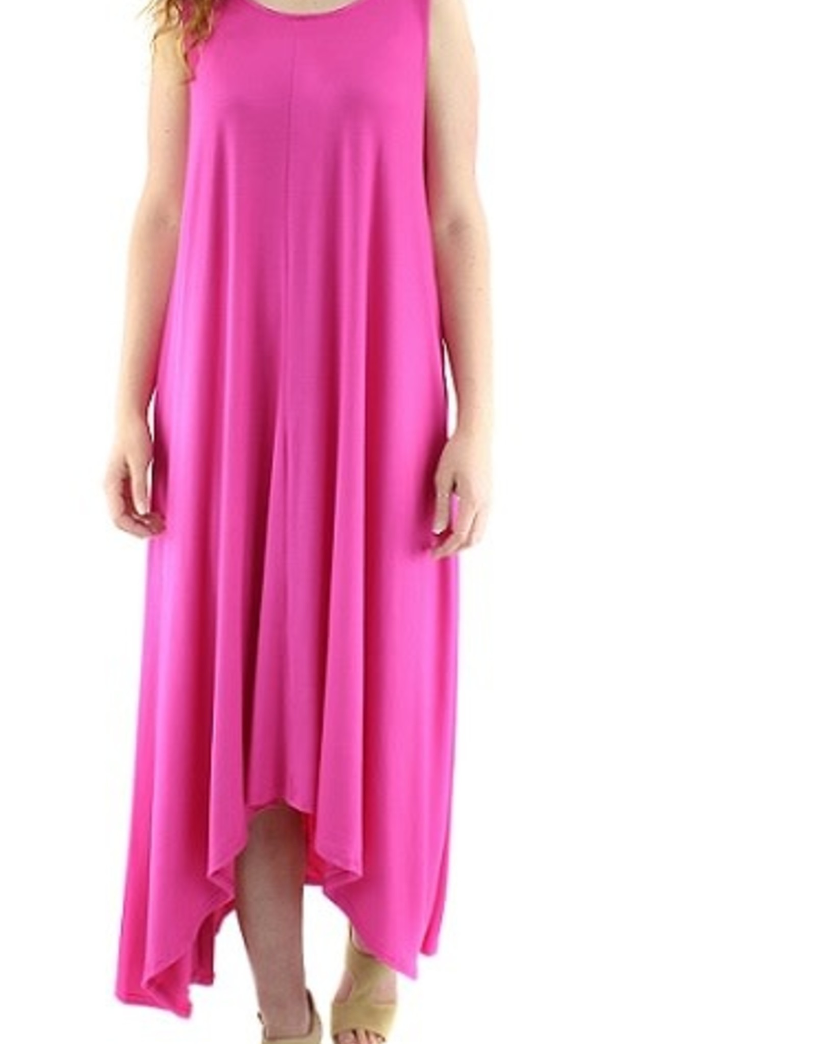 Harem Dress Pink