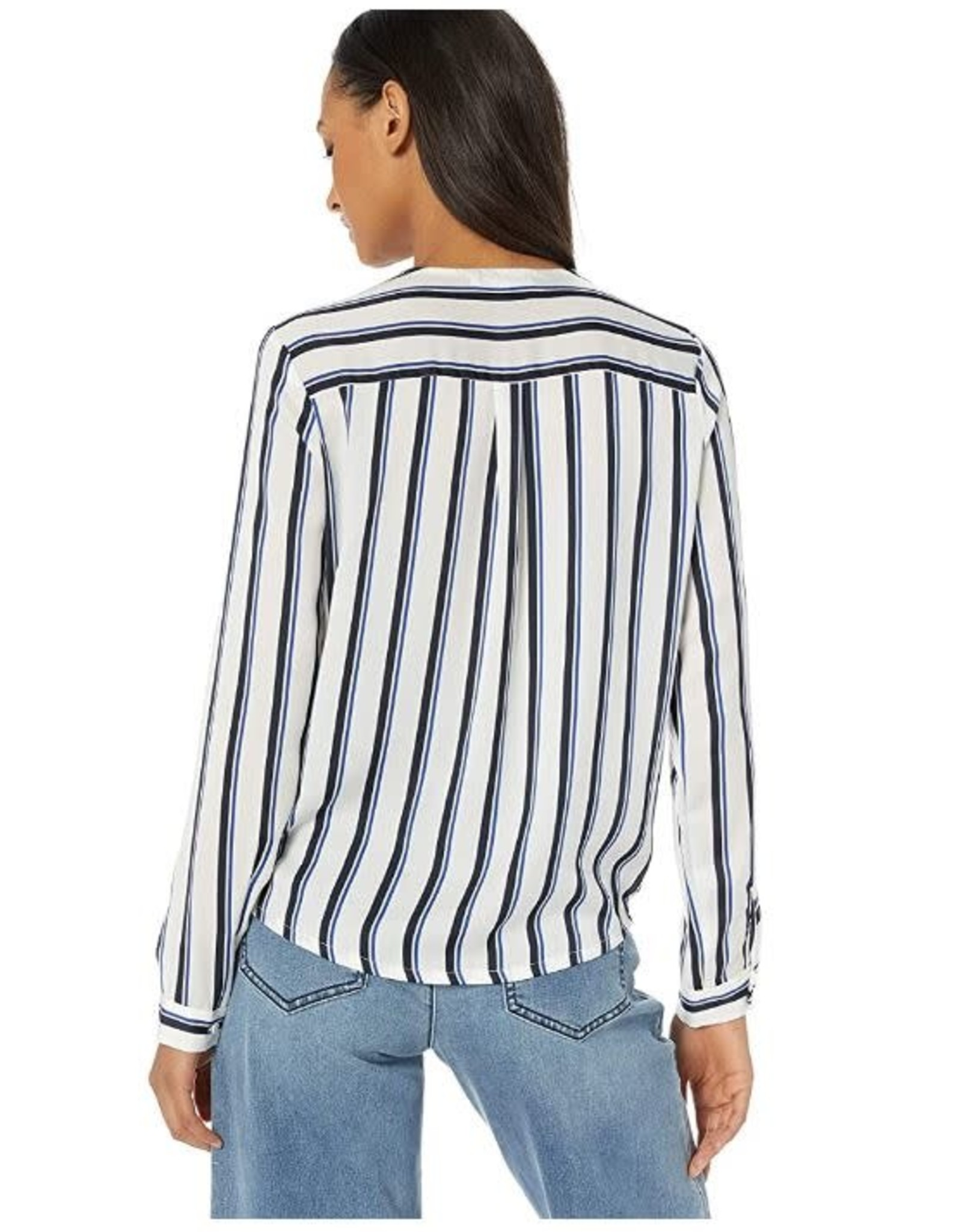 BB Dakota Side-Tie Stripe Pull-On