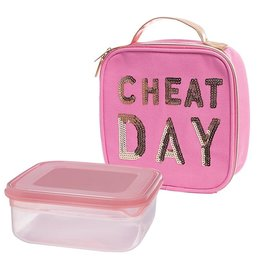 Slant Cheat Day Lunch Bag 2pc set