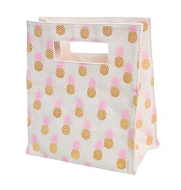 Slant Pineapple Lunch Tote