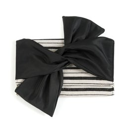 Shiraleah Statement Bow Clutch