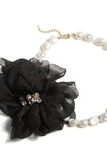 Fresh Water Pearl Bloom Necklace