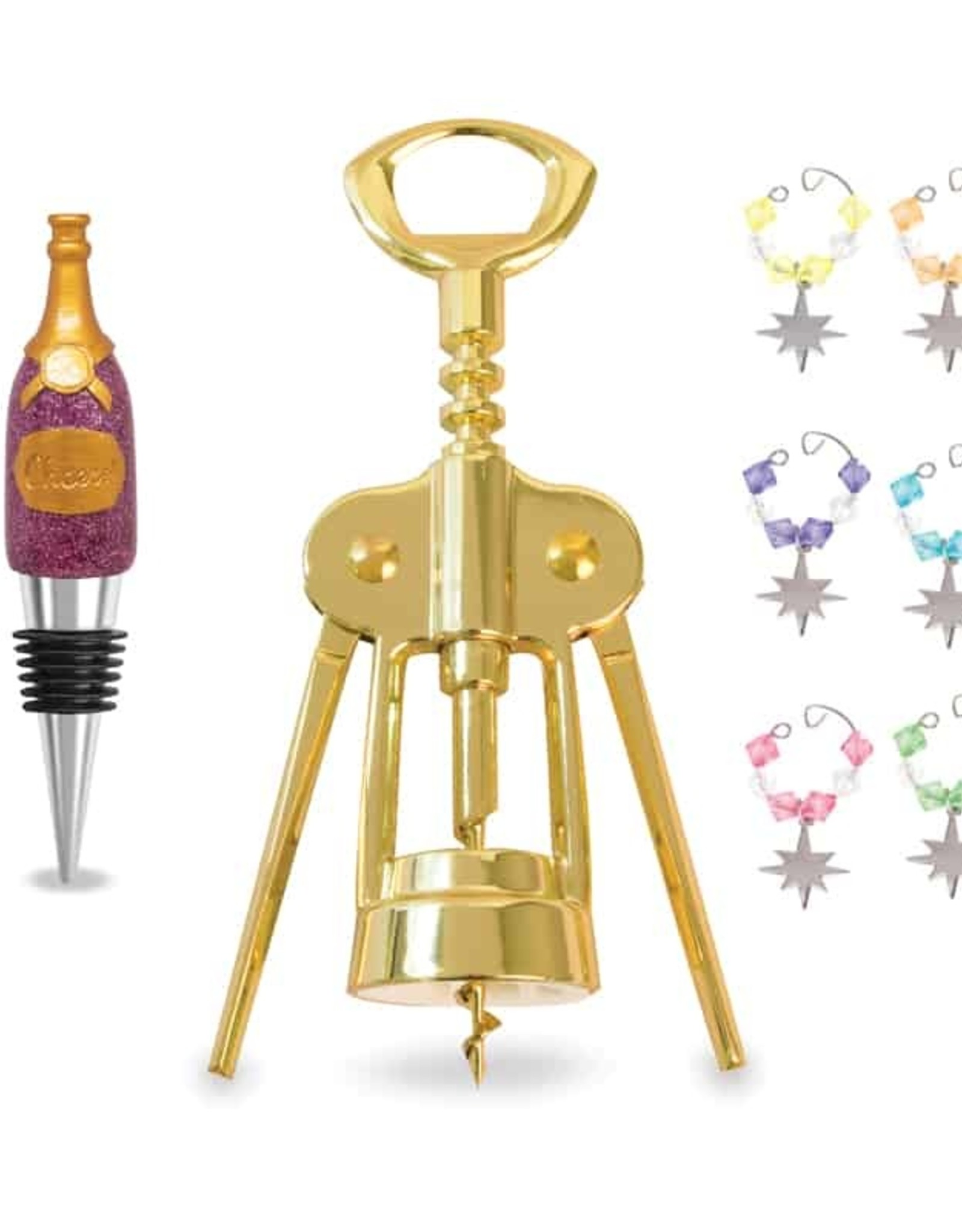 Wine Set - Party Lux Champagne