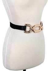 Chain Link Accent Belt