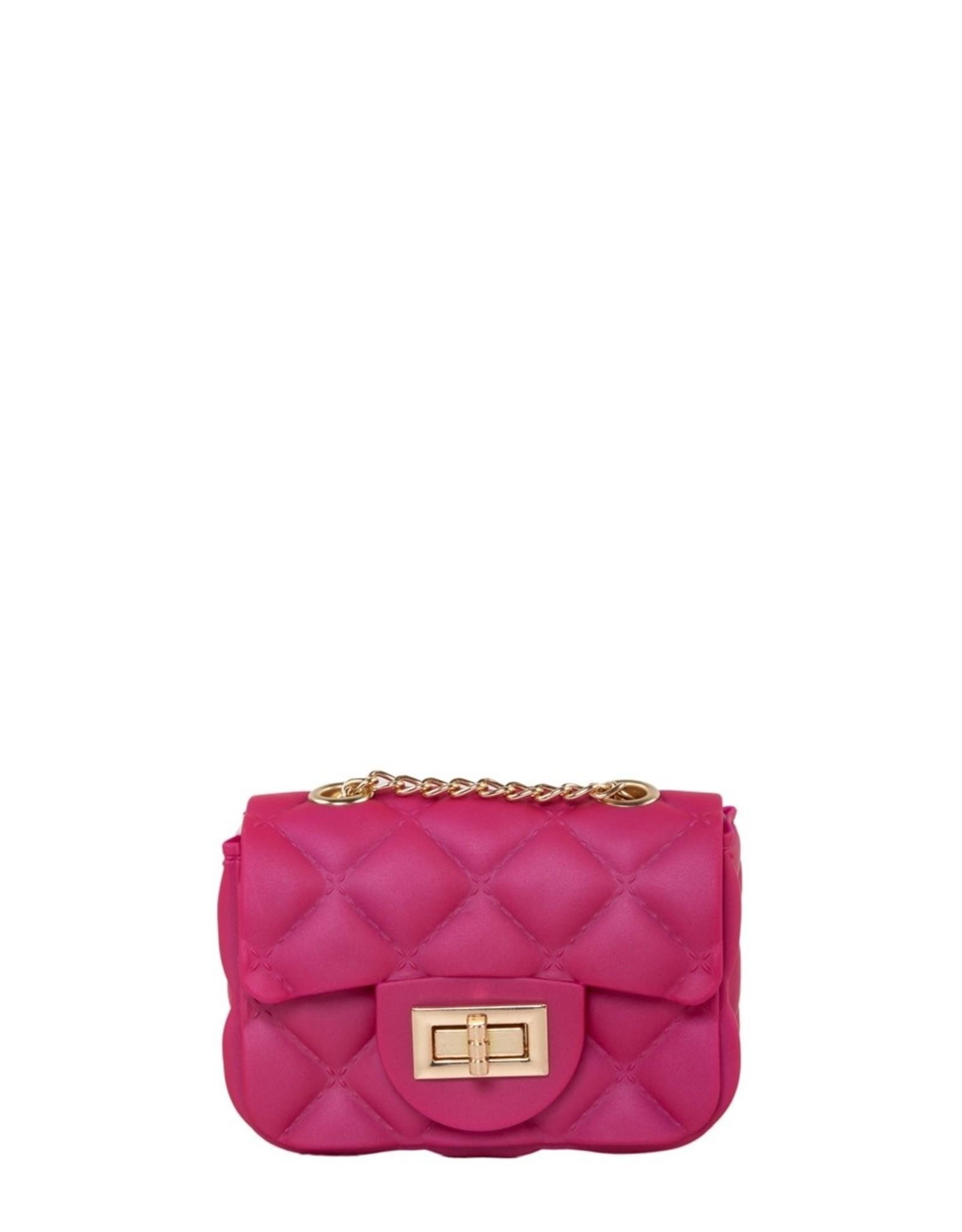 Mini Jelly Bag - Pink